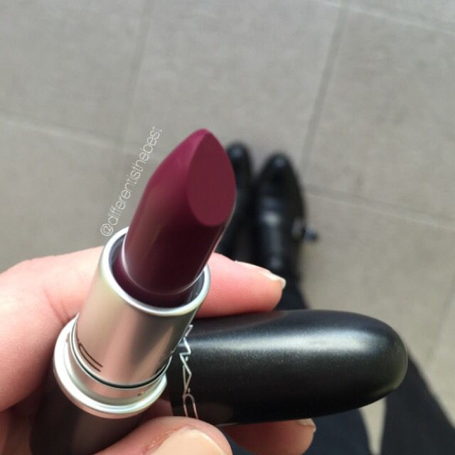 One of my favorite REBEL from mac #differentisthebest #rebel #mac