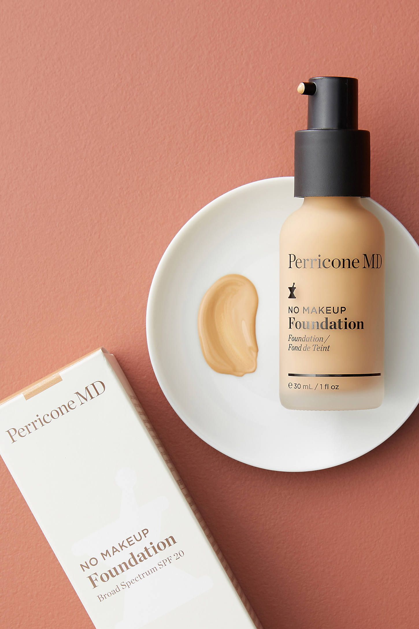 Perricone MD No Makeup Foundation Perricone md, Makeup