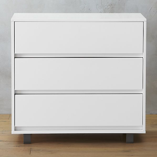 Best Shop White Chest Cb2 In 2019 White Lacquer Dresser 400 x 300