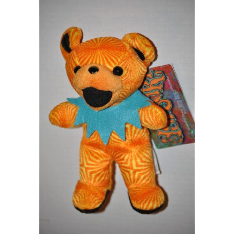 Grateful Dead Bean Bear Plush Ashbury Want To Know