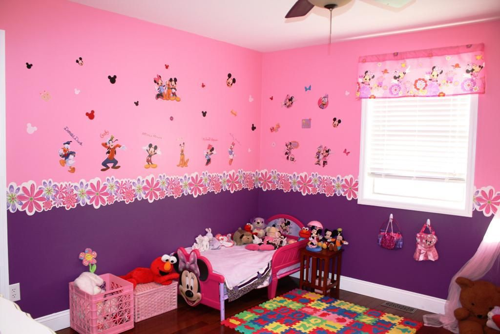 All Girls Minnie Mouse Bedroom Ideas Http Curacaonu Com All