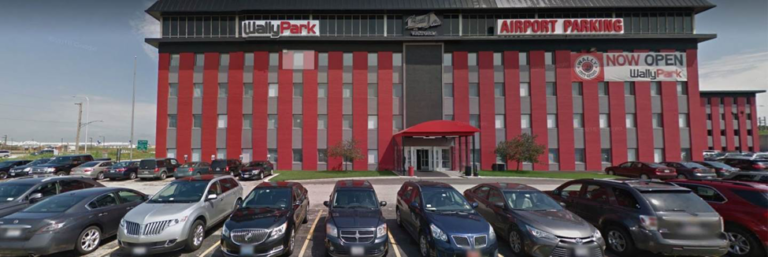After Being Dropped Off You Will Only Need To Walk Through The Automatic Doors To Arrive At Your Airline S T Airport Parking O Hare International Airport Park