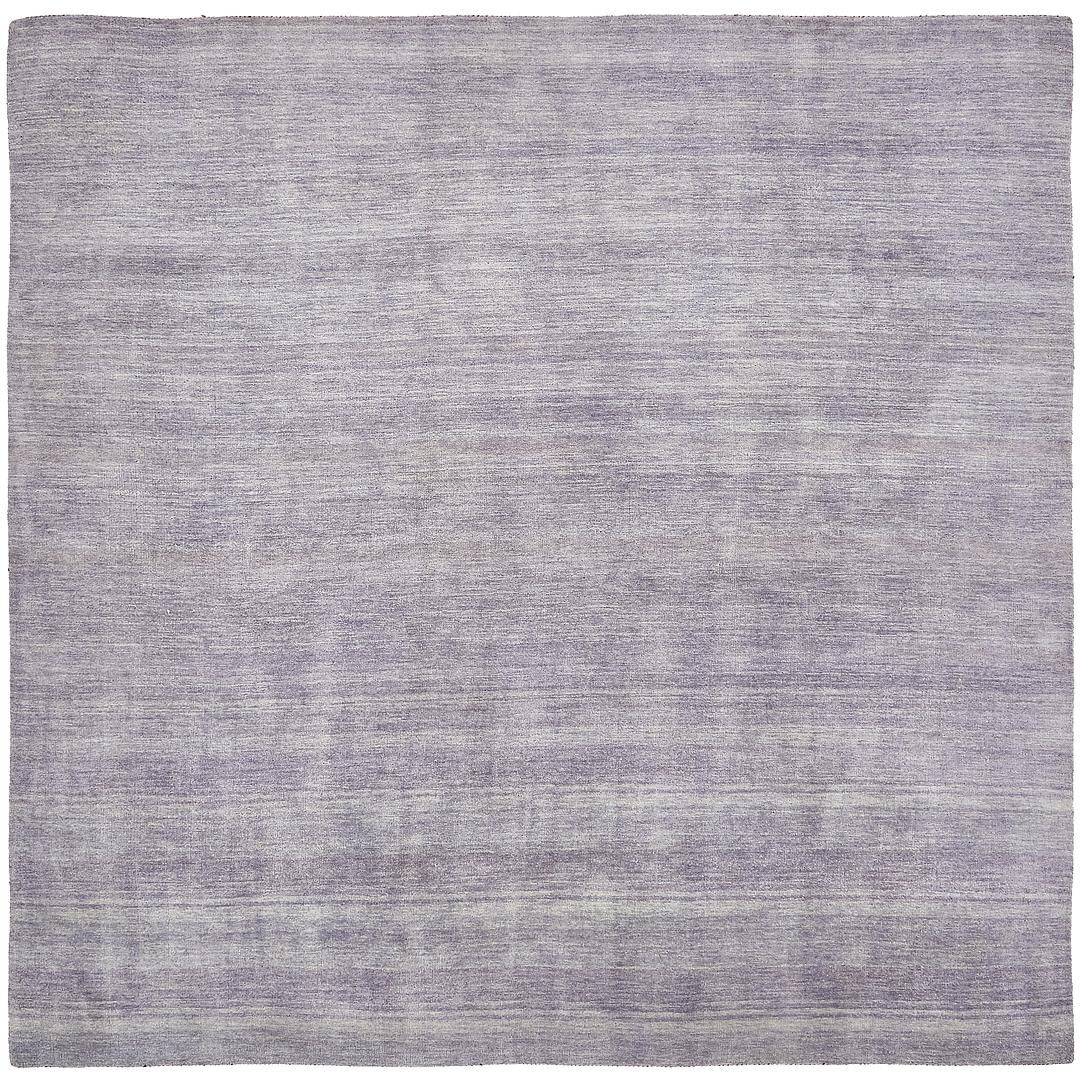 Gray 9 10 X 9 10 Solid Gabbeh Square Rug Oriental Rugs Esalerugs Purple Area Rugs Square Rugs Square Area Rugs