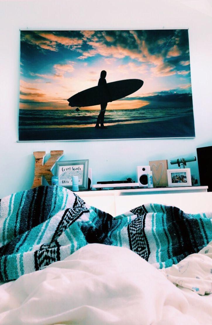 Pinterest Namchaz Beach Themed Bedroom Style Decor