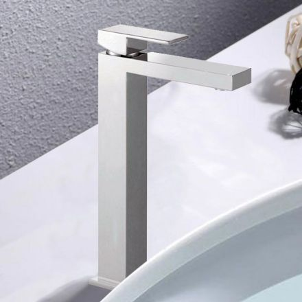 Robinet mitigeur lavabo surélevé avec bonde Sarre