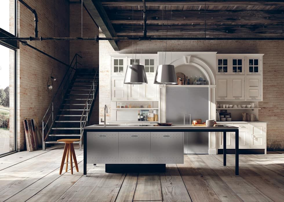 Photos de cuisine de style de style moderne par marchi cucine House