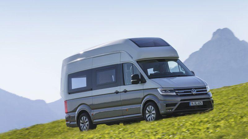 VW California XXL Is The Camper Van Of Our Dreams
