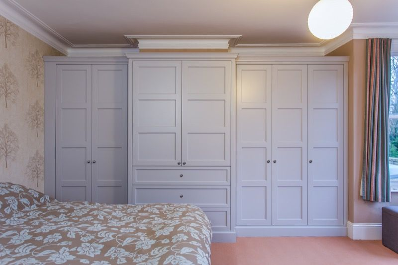 Our Bespoke Fitted Wardrobes Are Designed And Made In Brighton Using High Quality Materials Bedroom Built In Wardrobe Fitted Wardrobes Fitted Bedroom Furniture