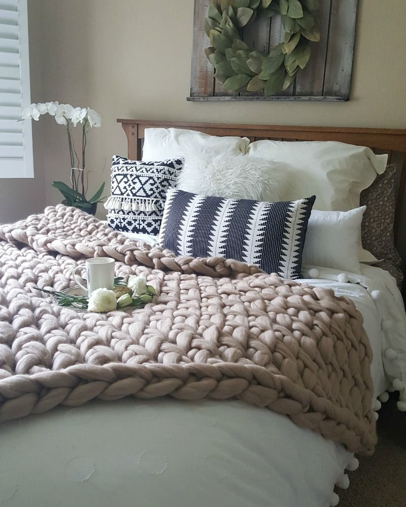 Beautiful Easy to Make Bedding
