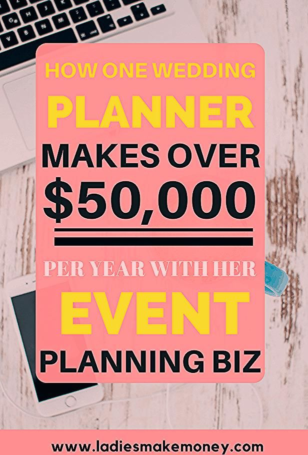 Photo of Starting A Wedding Planning Business That Makes $50, 000/ Year