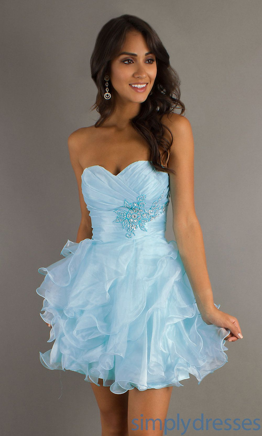 cute homecoming dresses 2013 - http://girlsdresses2014.com/prom ...