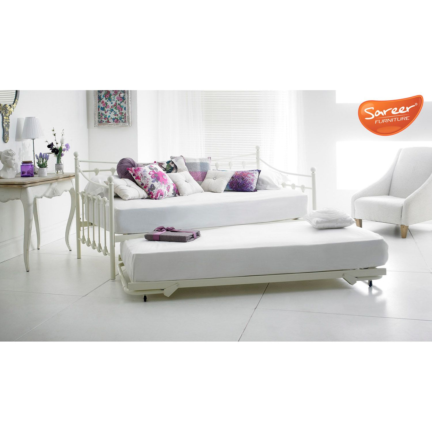Sareer Day Bed With Trundle Next Day Select Day
