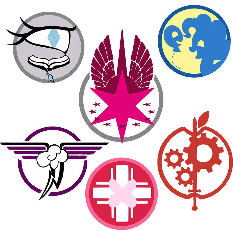 fallout equestria ministry emblems by tomcullen on deviantart