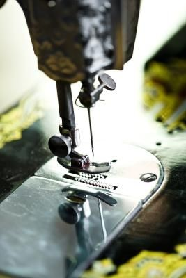 Vinyl Upholstery Sewing Tips Just Seeing That Old Machine
