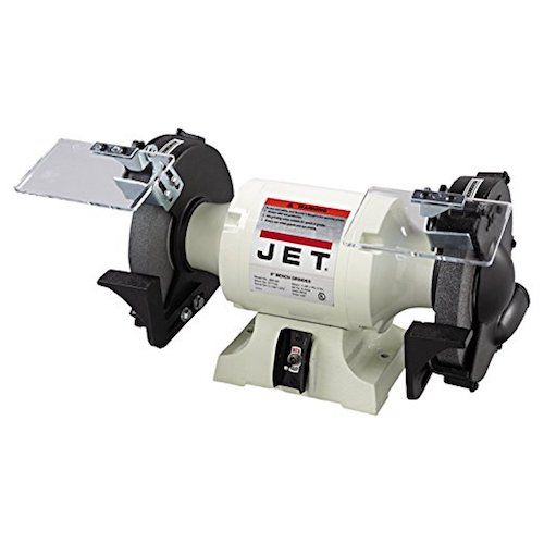 9 Jet 577102 Jbg 8a 8 Inch Bench Grinder Outillages