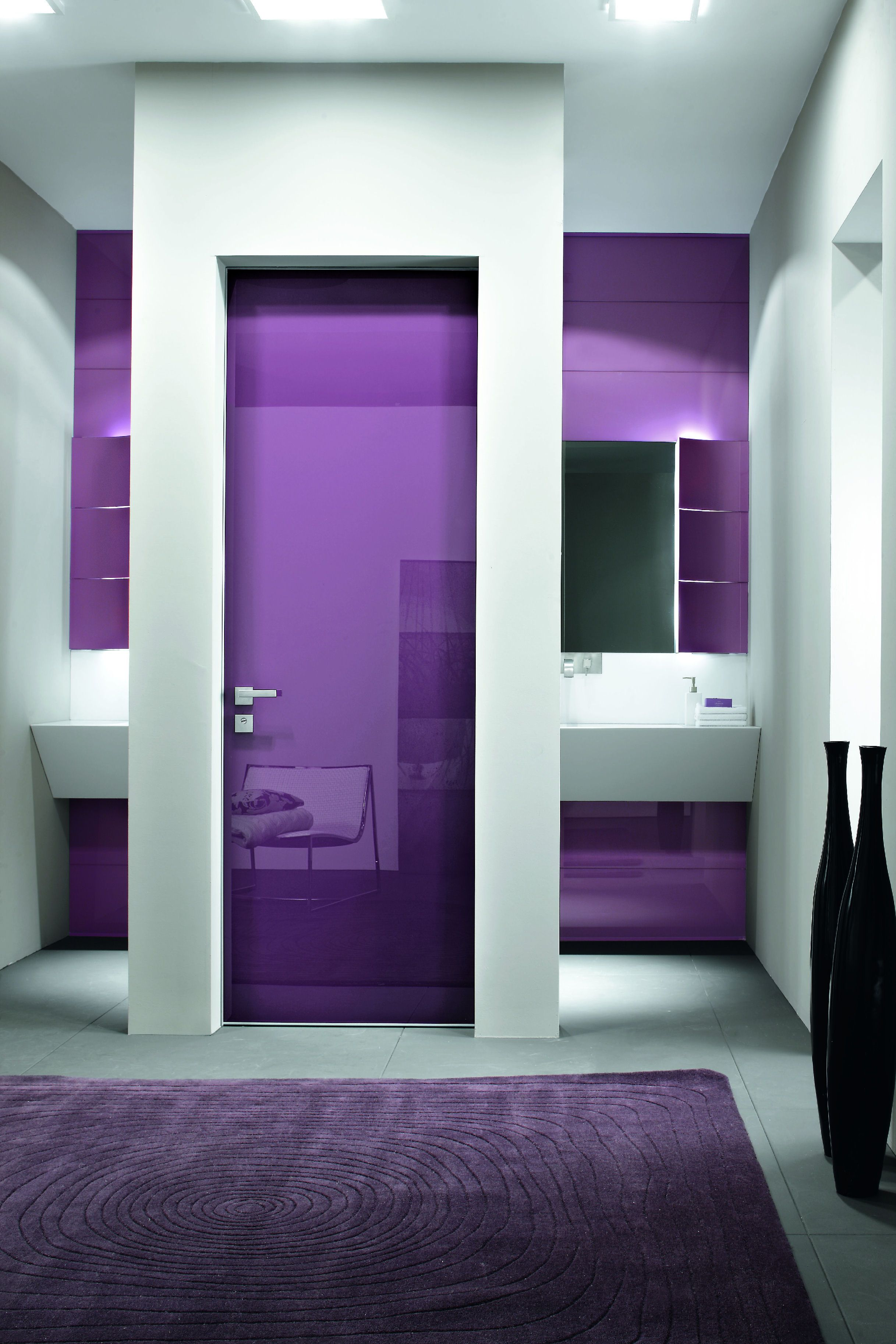 Interiors Entrance Doorsbeautiful Bathroomsglassbathroom