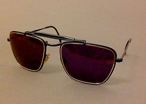 Vintage Vogart Police sunglasses new old stock NOS