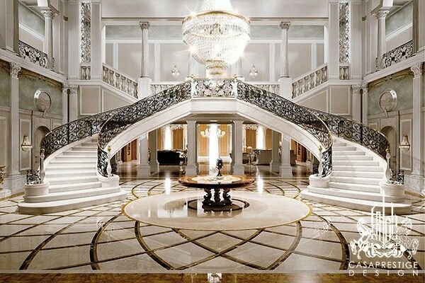 Best Royal Stairs Luxury Homes Dream Houses Luxury Staircase 640 x 480