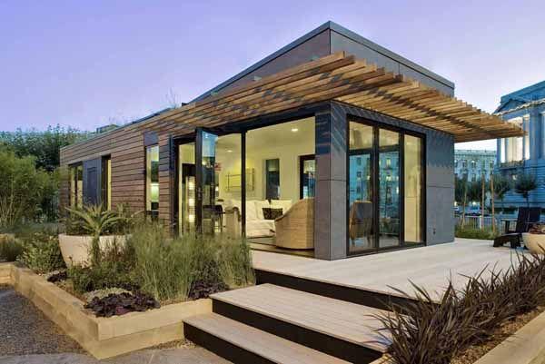 Unique Small Contemporary Prefab Homes