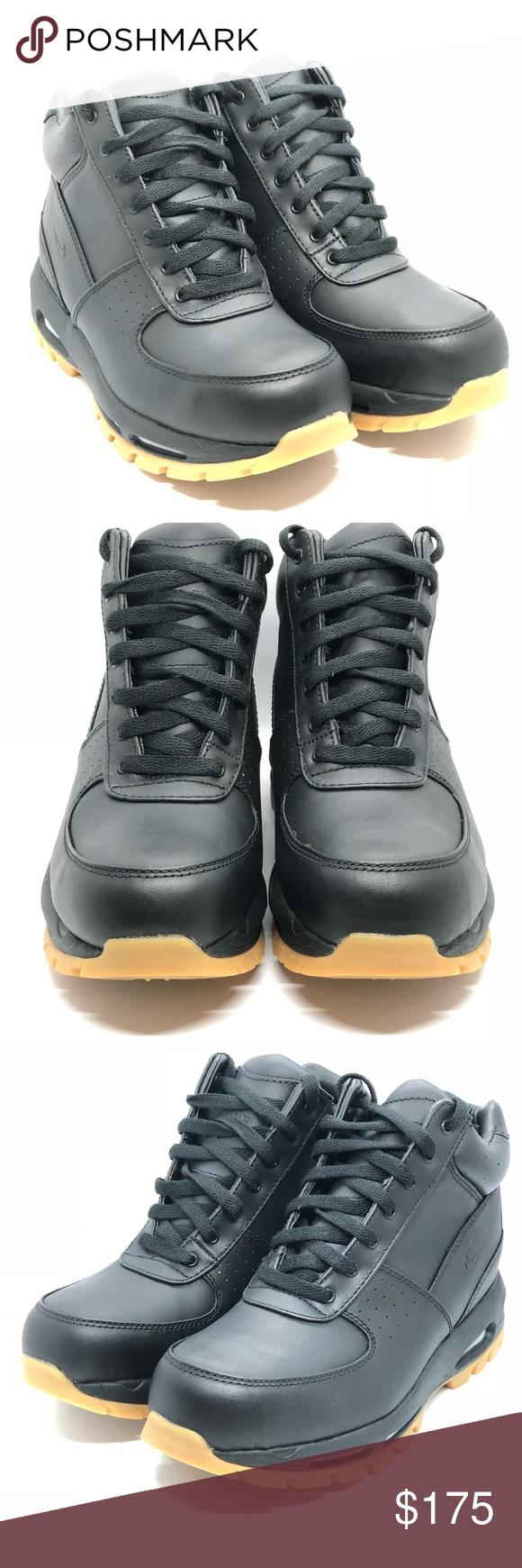 c05baf1c637 Nike Air Max Goadome ACG Boot Size 8 865031-017 Nike Air Max Goadome ...