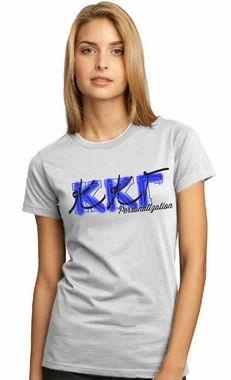 Kappa Kappa Gamma Graffiti Tee #KKG #t-shirts #sororityclothing