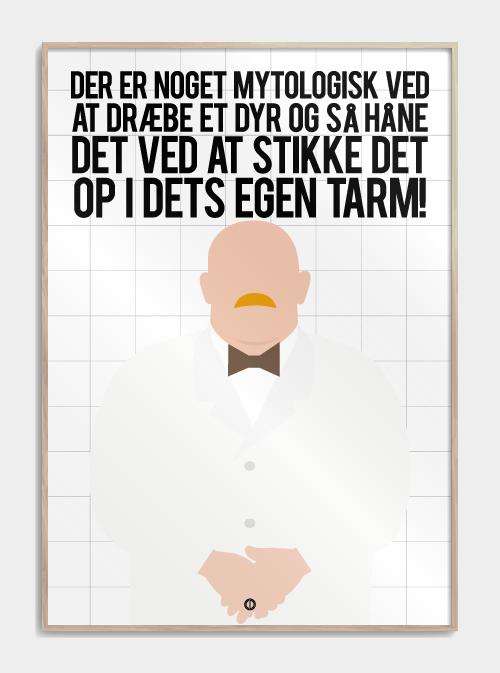 ole thestrup citater Ole Thestrup i De Grønne Slagtere med han bedste citat. ' Der er  ole thestrup citater