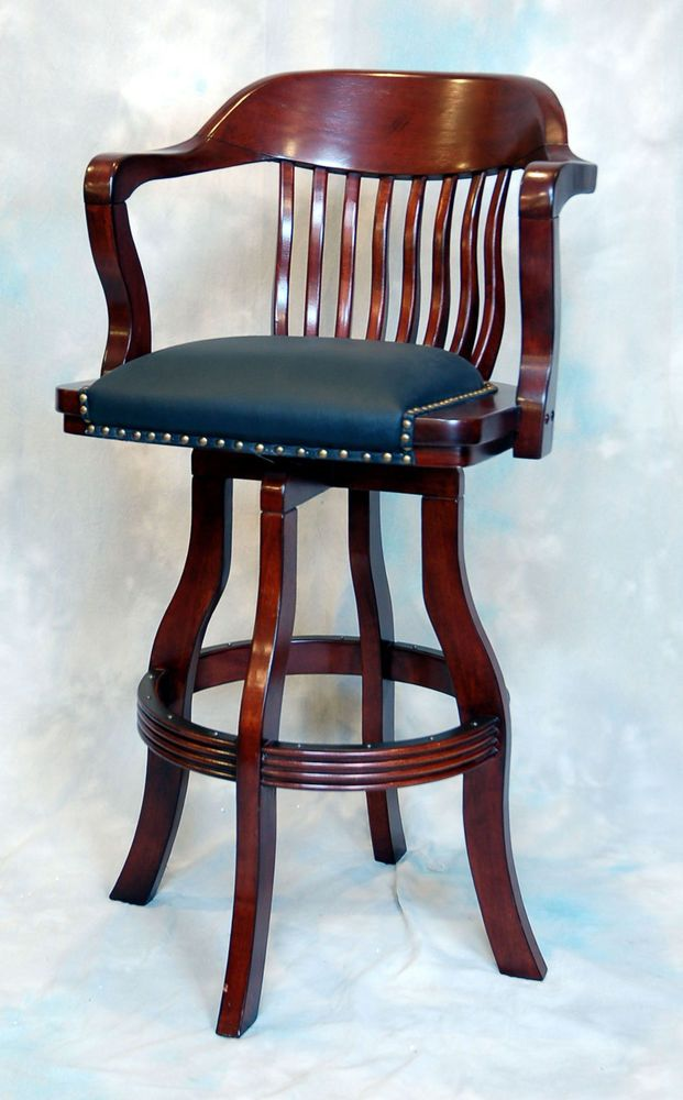 Eci Olde Town 30 Swivel Bar Stool With Arms For The Home