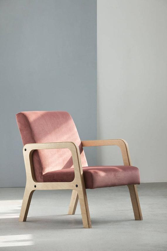 Scandinavian Armchair, Mid Century armchair en 2020