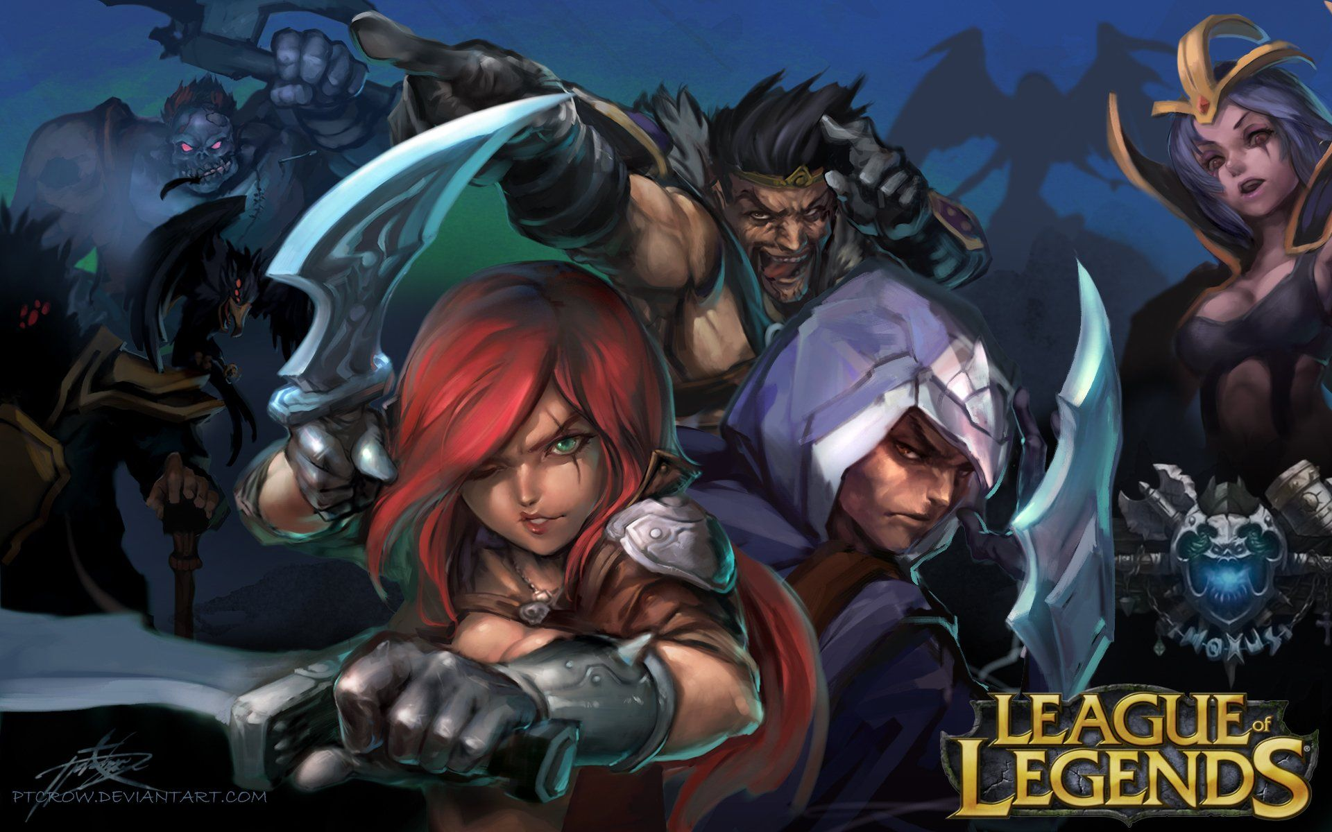 PC League Legends Wallpapers in Top Collection