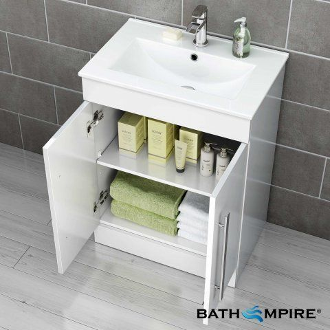 New Bathroom Sink Basin Cabinet
