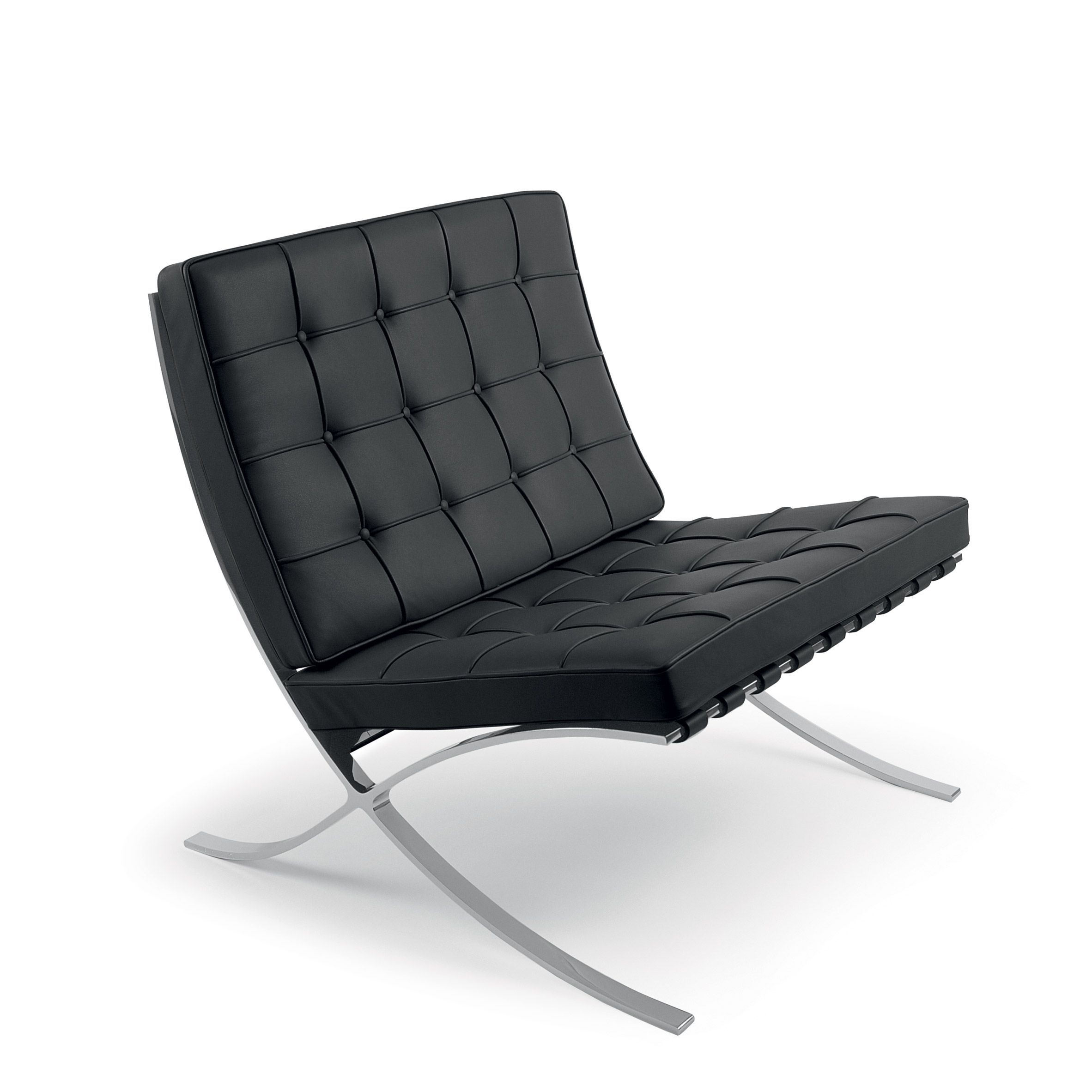 Barcelona Chair by Mies van der Rohe and Lilly Reich. 10