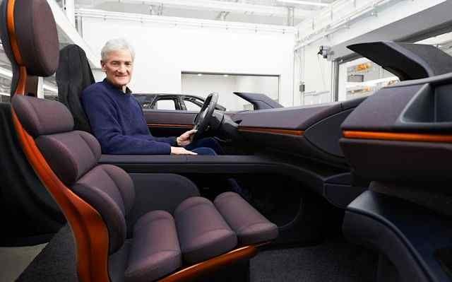 Dyson, Üretimi İptal Edilen Elektrikli Araba Proje ...