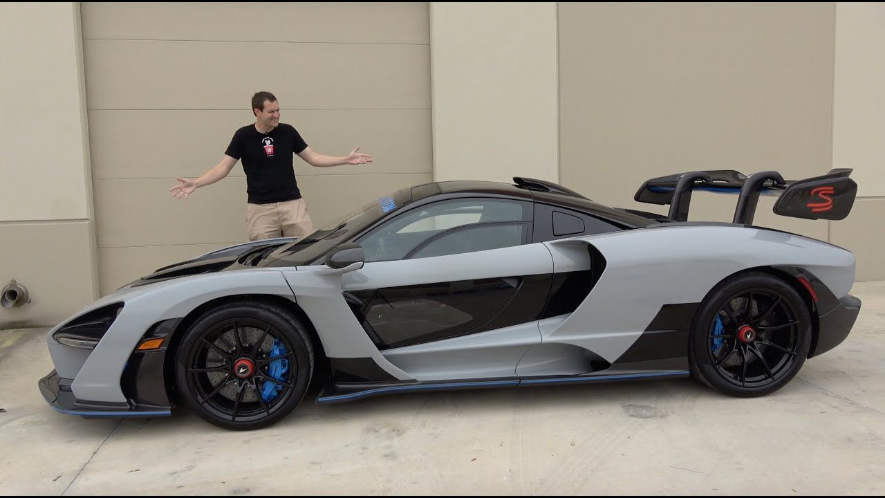 The Mclaren Senna Is An Insane 1 8 Million Supercar Youtube Super Cars Cars For Sale Philippines Cheap Cars For Sale
