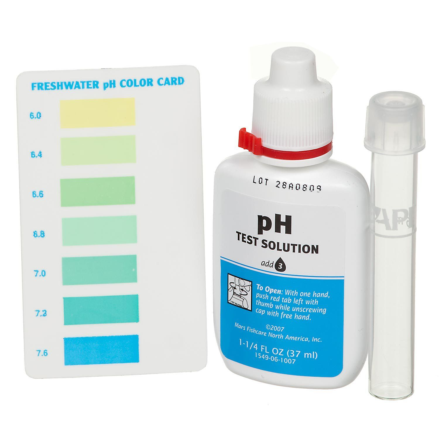 Api freshwater ph test kit freshwater aquarium ph and aquariums 7 ph level in your freshwater aquarium from 60 to 76 ppm kit contains dropper nvjuhfo Gallery