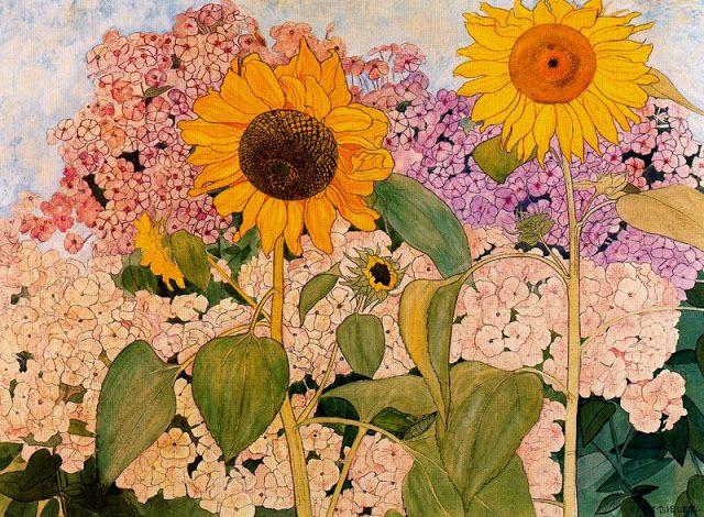 Swiss Artist Ernest Bieler