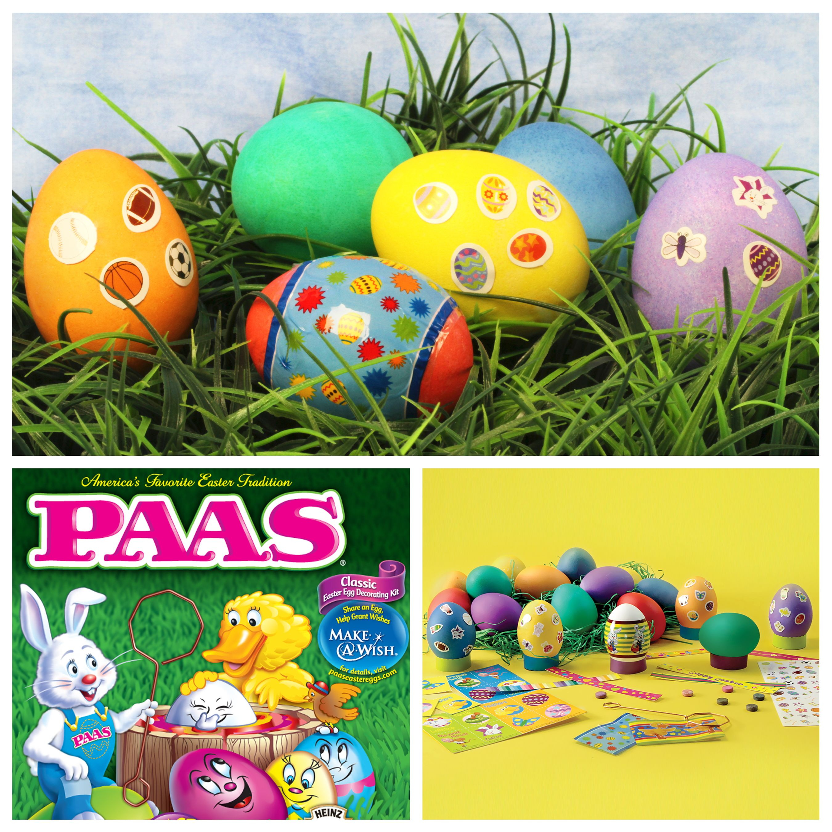 Medium Friends #Easter egg decorating kit from PAAS | PAAS ...