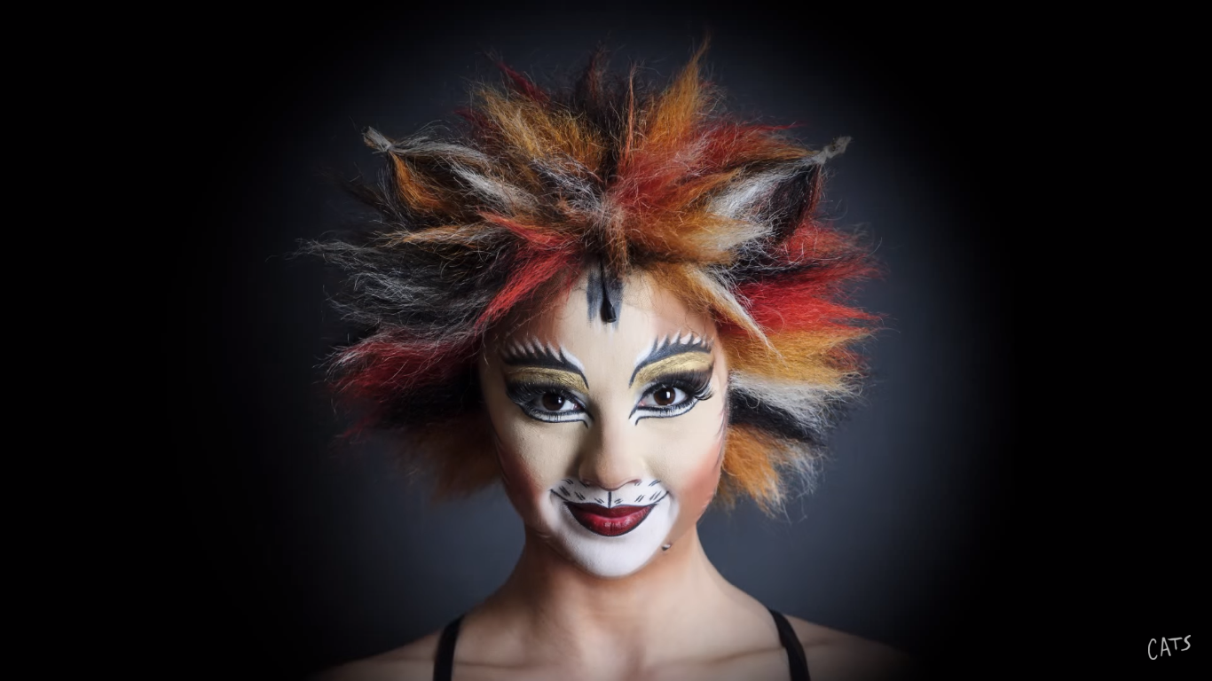 Demeter, I think from the 1998 film Cat makeup, Face