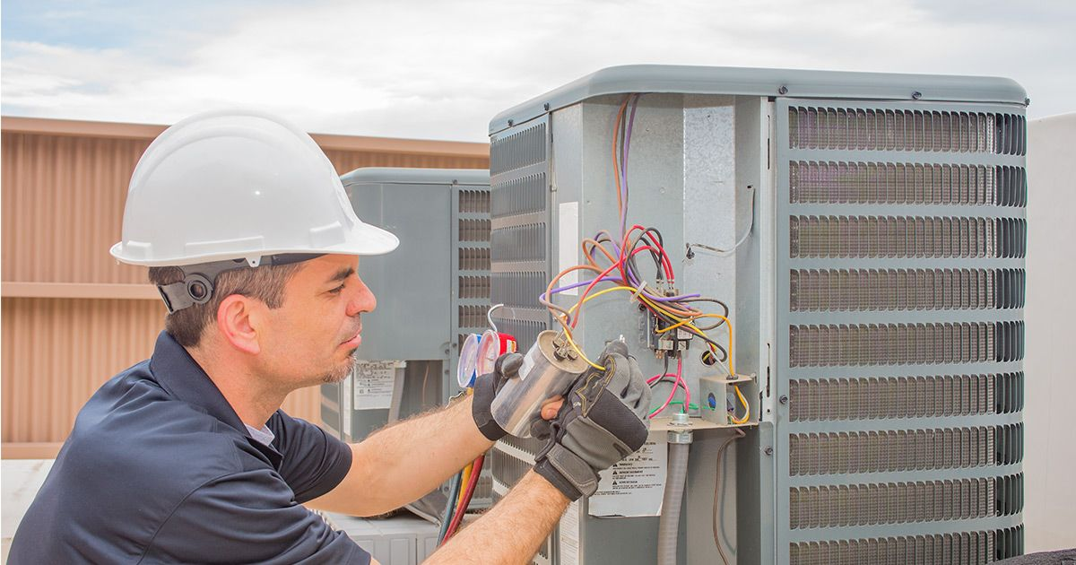 Have a commercial building that you need an HVAC system