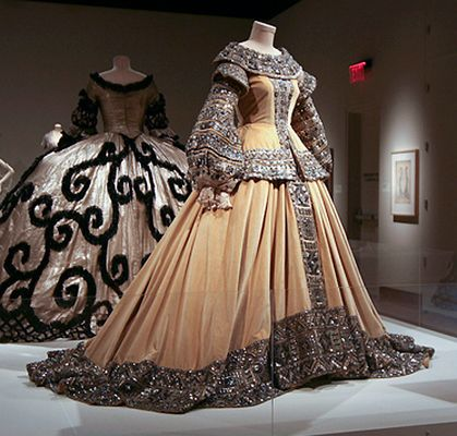 Costume from 1933 film Queen Christina, loosely based on the life of Christina…
