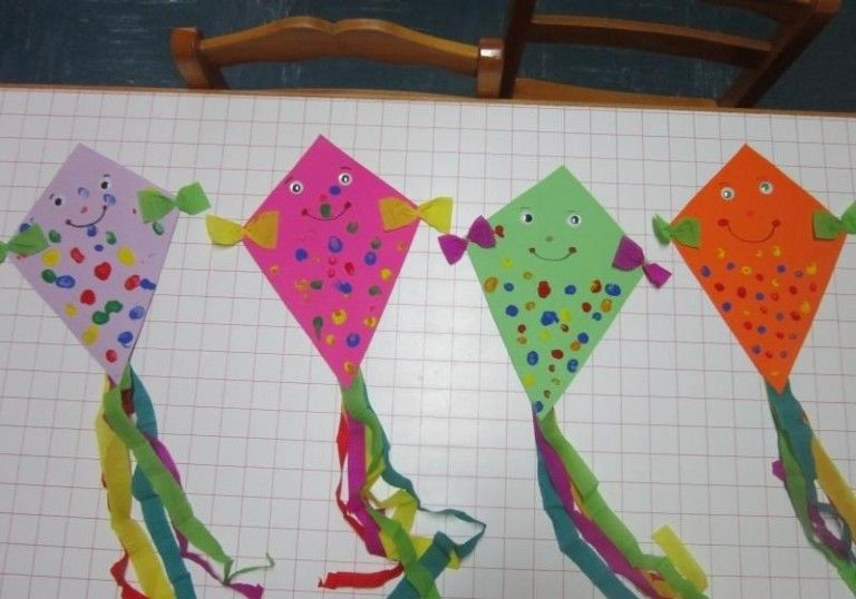 Kite Craft Idea For Kids 3 Crafts And Worksheets For Preschool