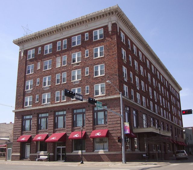 Photos Of Old Hotels Clarke Hotel Hastings Nebraska Flickr Photo Sharing
