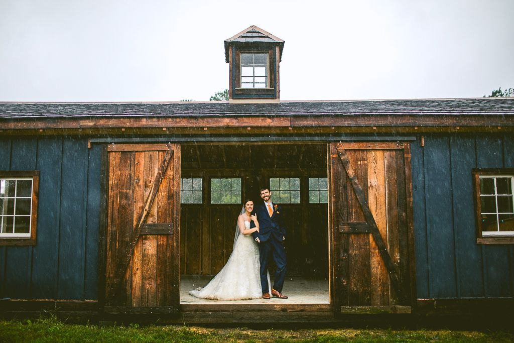 How Awesome Is This Picture Got Married On The Day Of Hurricane Farm Weddinghurricane Matthewchapel Hill Ncwedding Venuessingle