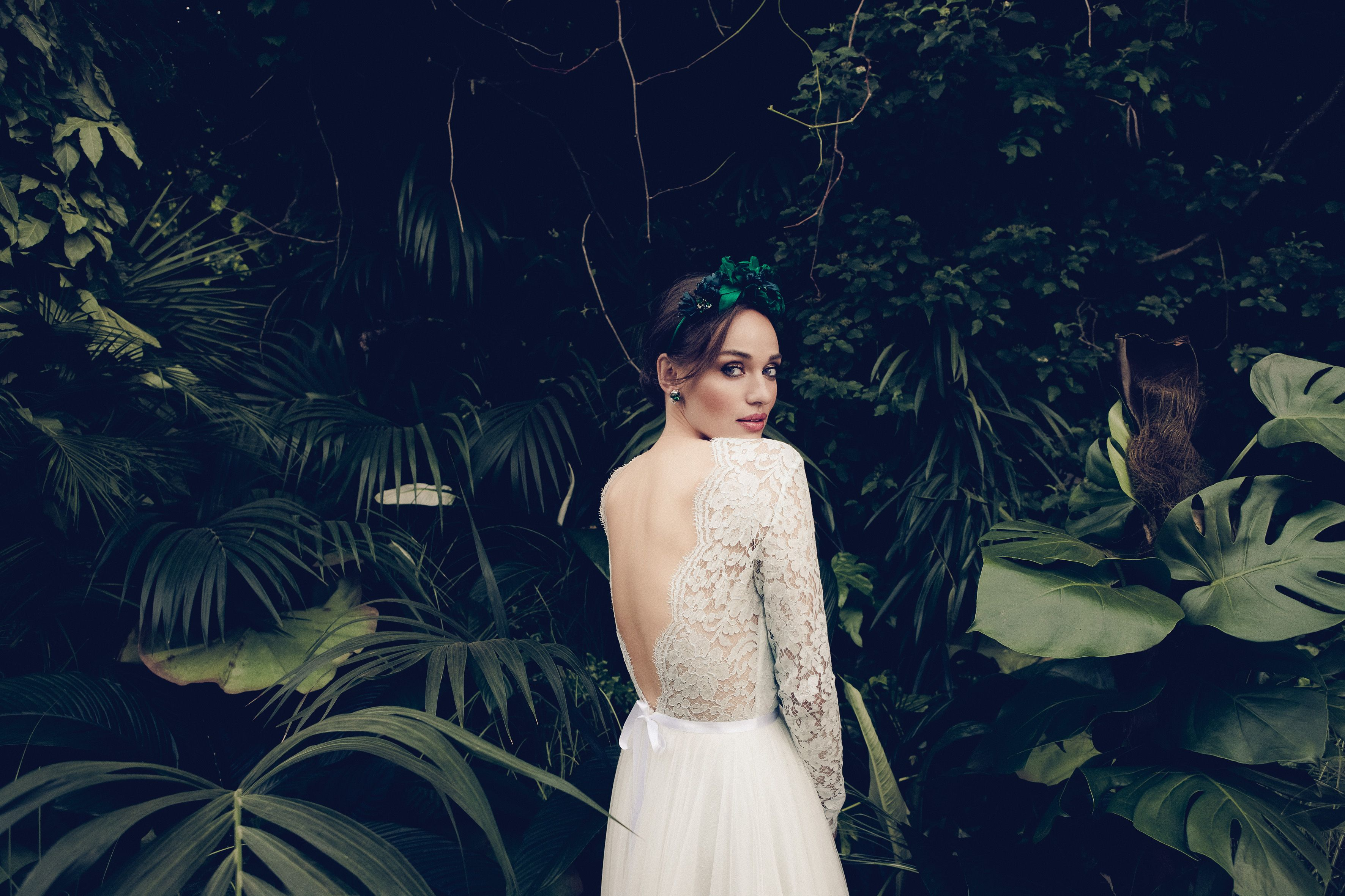 Das Brautkleid 2.0: So heiraten Fashionistas 2017! | Brautmode ...