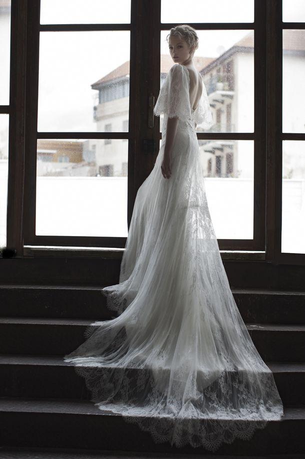 Vestidos de noiva vintage com um toque moderno | wedding dresses ...
