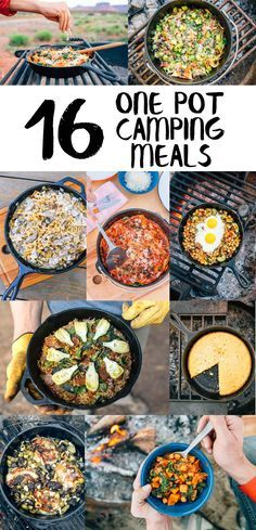 Photo of 16 One Pot Camping Meals