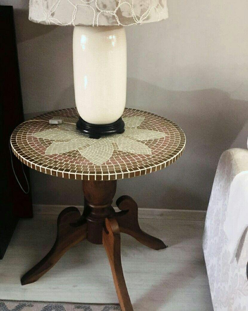 Mesa em Mosaico