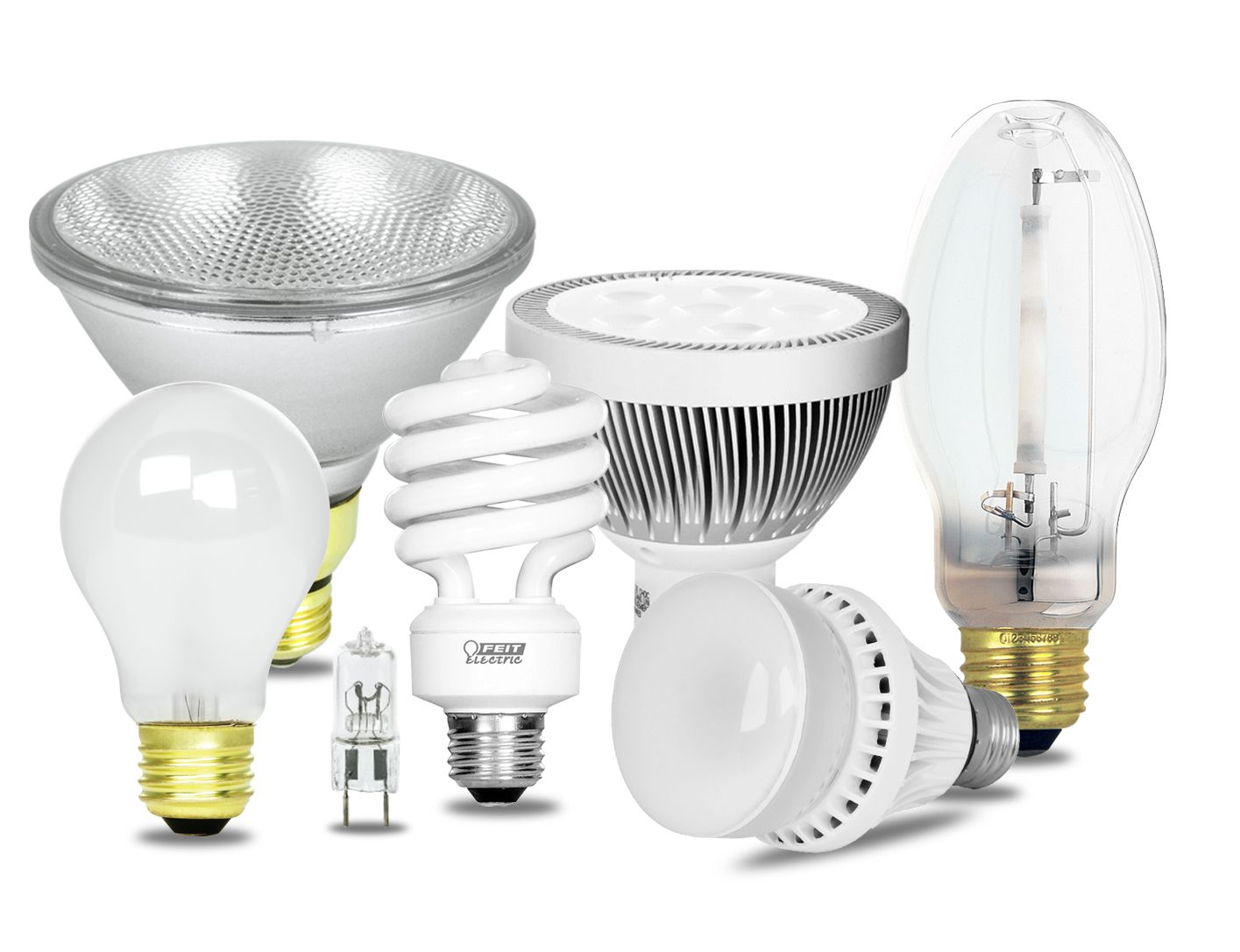 Learn about all the different types of light bulbs available and what to look for during your next purchase