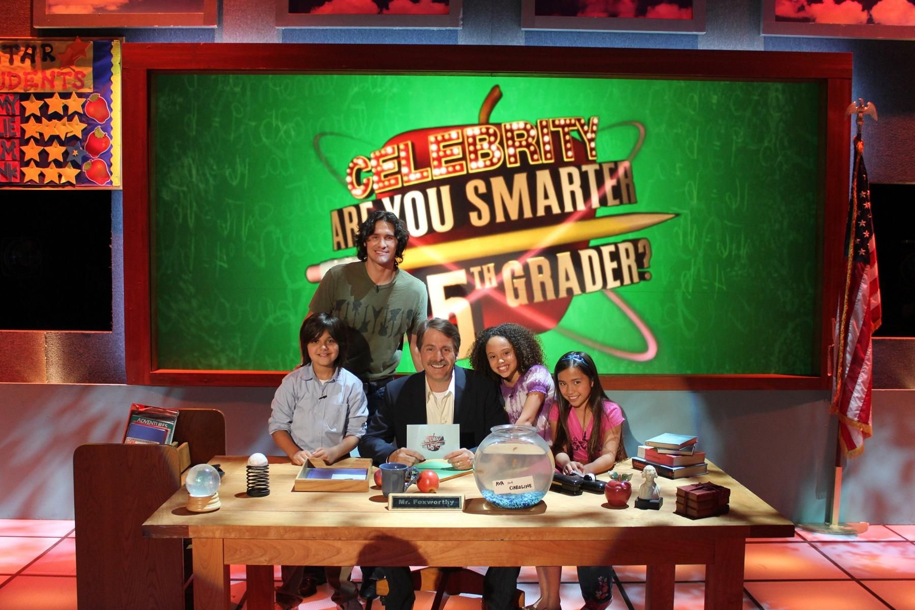 Are You Smarter Than A Fifth Grader Game Shows Games
