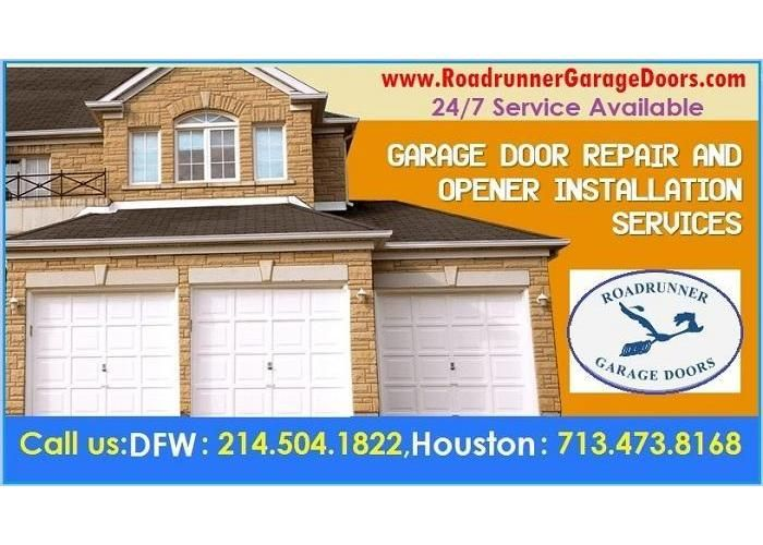 Other Services Dallas, We offer garage door repair services 24 hours