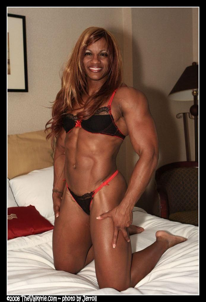 Muskel Frau #Fitness